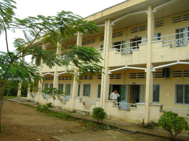Trường mới thành lập